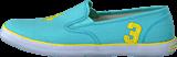 Ralph Lauren Junior - Serena Ocean Blue-Yellow