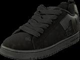 DC Shoes - Court Graffik Shoe Black/Black