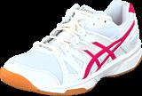 Asics - Gel Upcourt White/Rasberry/Silver