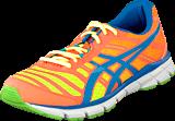 Asics - Gel Zaraca 2 Flash Orange/Blue