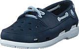Crocs - BEACH LINE BOAT SHOE KIDS J
