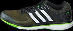 adidas Sport Performance - Supernova Glide 6 M Earth Green/White/Solar Green