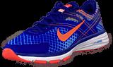 Nike - W Nike Dual Fusion Tr 2 Print Hypr Cblt/Brght Mng-Mrln-Chmbr