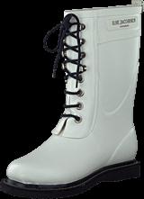 Ilse Jacobsen - 3/4 Rubber Boot White