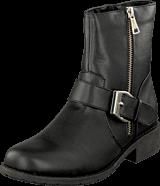 Bianco - Biker Basic Boot Black