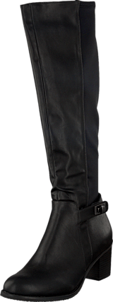 Bianco - Long Neoprene Boot Black