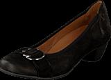 Caprice - Virginia Black Nubuc