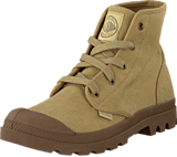Palladium - Pampa Hi Ladies Dark Khaki