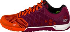 Reebok - R Crossfit Nano 4.0 Flu Orange/Berry/White/Black