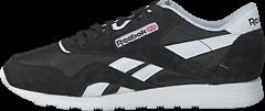 Reebok Classic - Cl Nylon Black/White