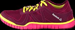 Reebok - Reebok Zquick Tr Lux Rebel Berry/Pink/Green