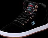 DC Shoes - Crisis High Wnt Shoe Black/Multi