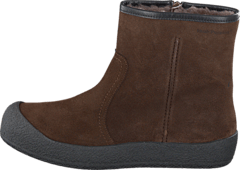 Hush Puppies - Curling boot Brown