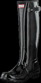 Hunter - Women's Original Tall Gloss Black