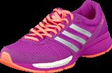 adidas Sport Performance - Adizero Ace 7 W Pink/White/Orange
