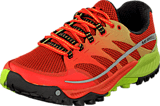 Merrell - Allout Charge Spicy Orange/Lime Green