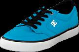 DC Shoes - Kids Nyjah Vulc Tx  Shoe Black/Purple