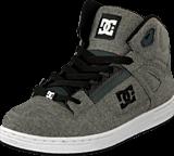 DC Shoes - Kids Rebound Tx Se Shoe Black/Wash