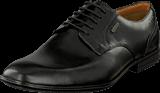 Clarks - Derry Lace GTX Black Leather