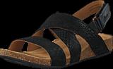 Clarks - Perri Dunes Black Snake