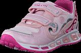 Geox - J Shuttle Girl Pink/Fuschia