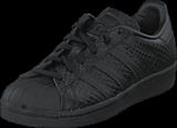 adidas Originals - Superstar W Core Black/Black/Ftwr White