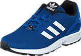 adidas Originals - Zx Flux K Eqt Blue S16/Ftwr White/Black