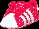 adidas Originals - Superstar Crib Joy S13/Ftwr White/Joy S13