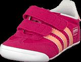 adidas Originals - Dragon L2W Crib Pink/White