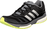 adidas Sport Performance - Revenge Boost 2 W Techfit Core Black/Silver/Yellow