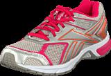 Reebok - Pheehan Run 3.0 Steel/Slvr Met/Blazing Pink