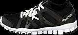 Reebok - Realflex Train Rs 2.0 Black/White/Matte Silver