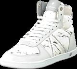 Björn Borg - X100 Mid Mrb W White Multi