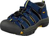 Keen - Newport H2 Toddler Blue Depths/Gargoyle