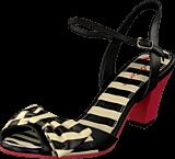 Lola Ramona - Elsie 411611-2 Black/white striped