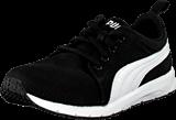 Puma - Carson Runner Jr Black-White