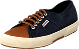 Superga - SUS009W80 Navy Brown