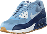 Nike - Wmns Air Max 90 Essential Blue Grey/Pure Platinum