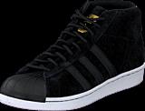 adidas Originals - Pro Model Winterized Pack Core Black/Ftwr White