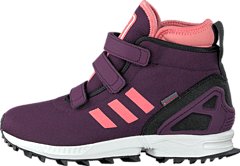 adidas Originals - Zx Flux Winter Cf K Merlot/Peach Pink/Ftwr White