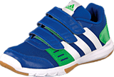 adidas Sport Performance - Essential Star 2 Cf K Royal/White/Green