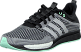 adidas Sport Performance - Adizero Feather Boost W Black/Frozen Green/Black
