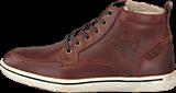 Bugatti - 06F9757 Red Brown/ Leather