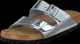Birkenstock - Arizona Metallic Silver Silver