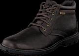 Rockport - Rugged Bucks Boot Wp Dk Brown Smth