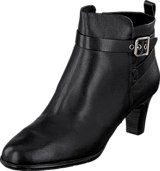 Rockport - Total Motion 60Mm Heel Strap Black Burn Calf
