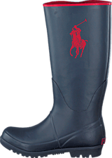 Ralph Lauren Junior - Proprietor Rain Boot Pony Navy