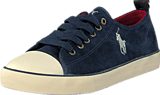 Ralph Lauren Junior - Falmuth Low Navy Suede