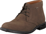 Clarks - Chilver Hi GTX Dark Brown Nub