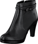 Clarks - Kendra Shell Black Leather